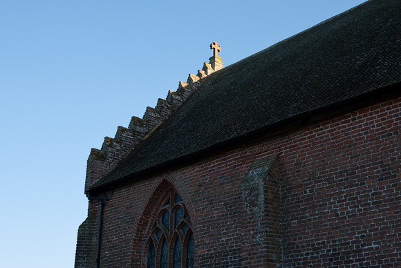 Rectangular Tudor Roof with Dutch influence